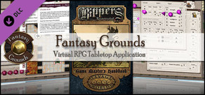 Fantasy Grounds - Savage Worlds - Rippers Resurrected: Game Master's Handbook