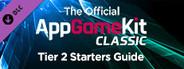 The Official App Game Kit Tier 2 Starter's Guide