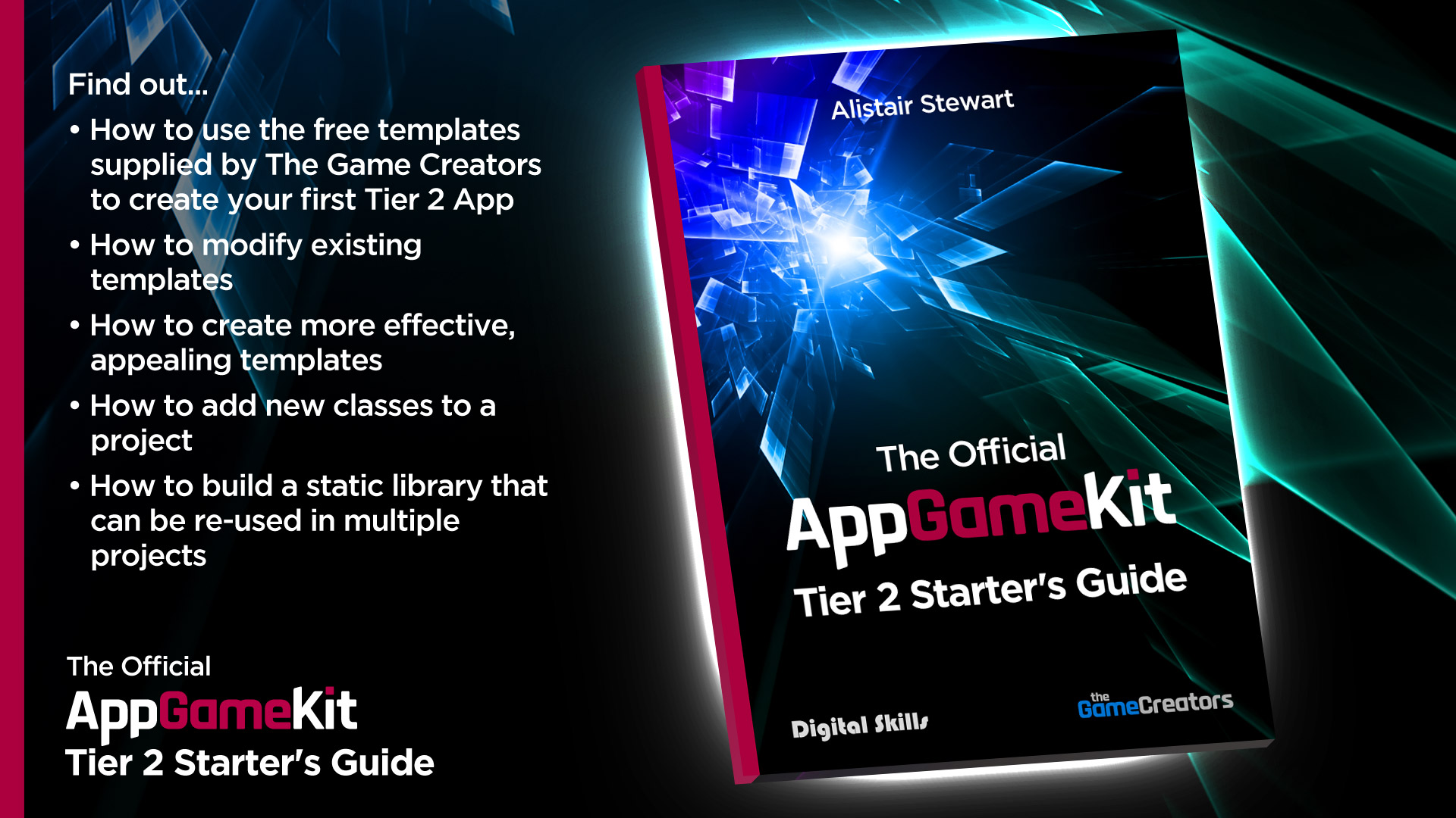The Official AppGameKit Tier 2 Starter's Guide screenshot