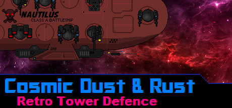 Cosmic Dust & Rust Steam Game