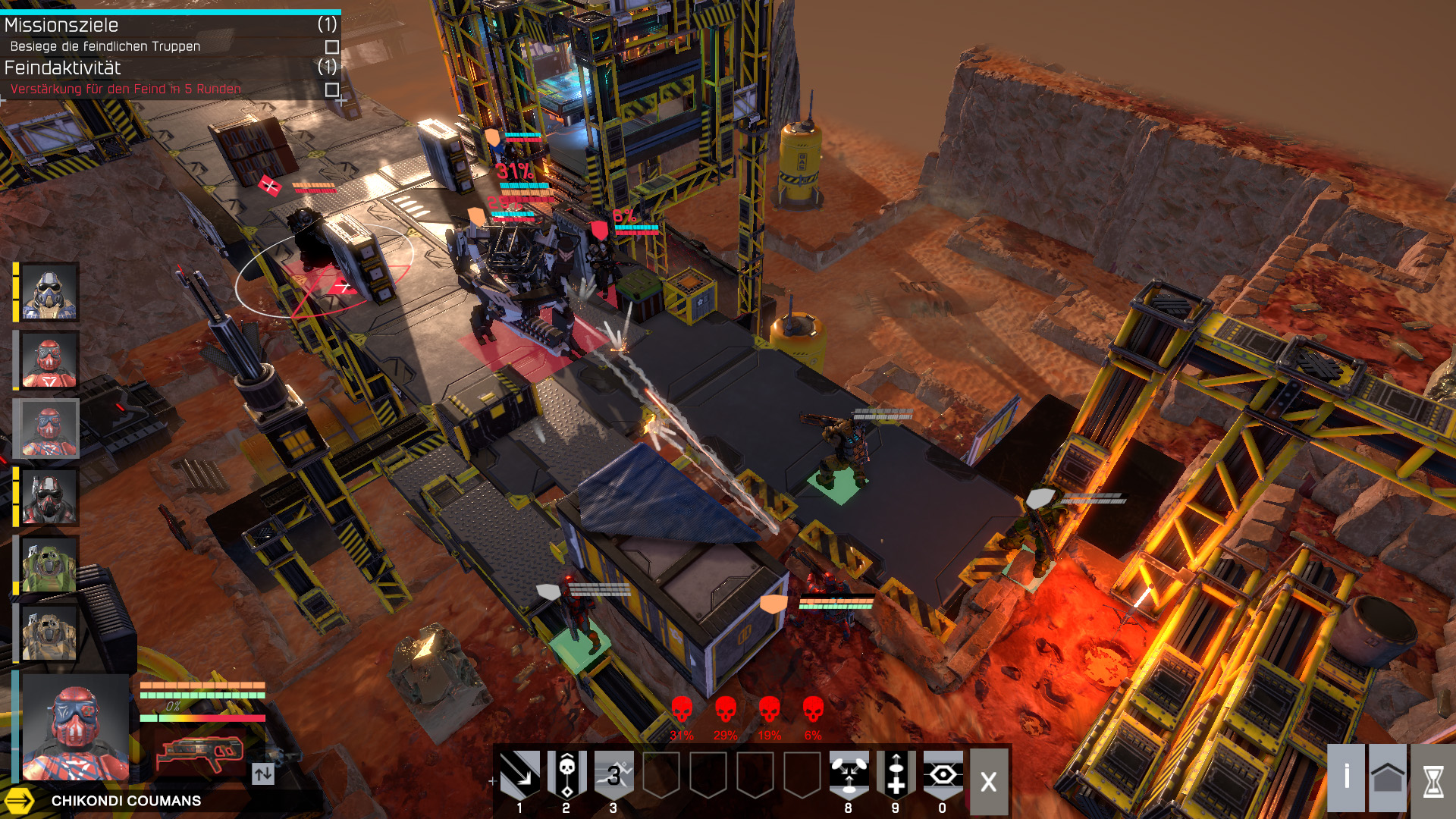 Shock Tactics Screenshot 1
