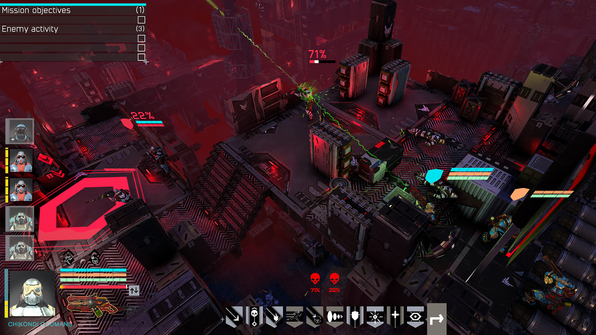 Shock Tactics Screenshot 3
