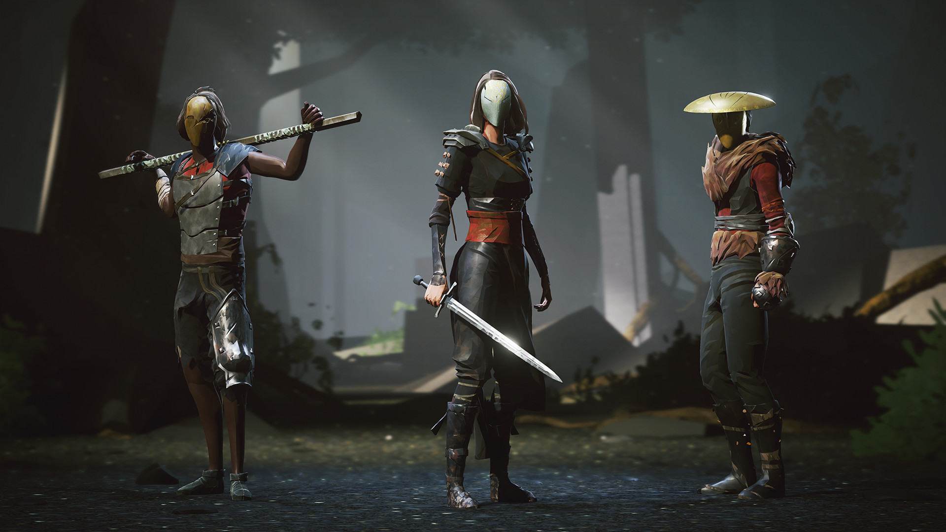 Absolver. Deluxe Edition [RePack] [2017|Rus|Eng|Multi6]
