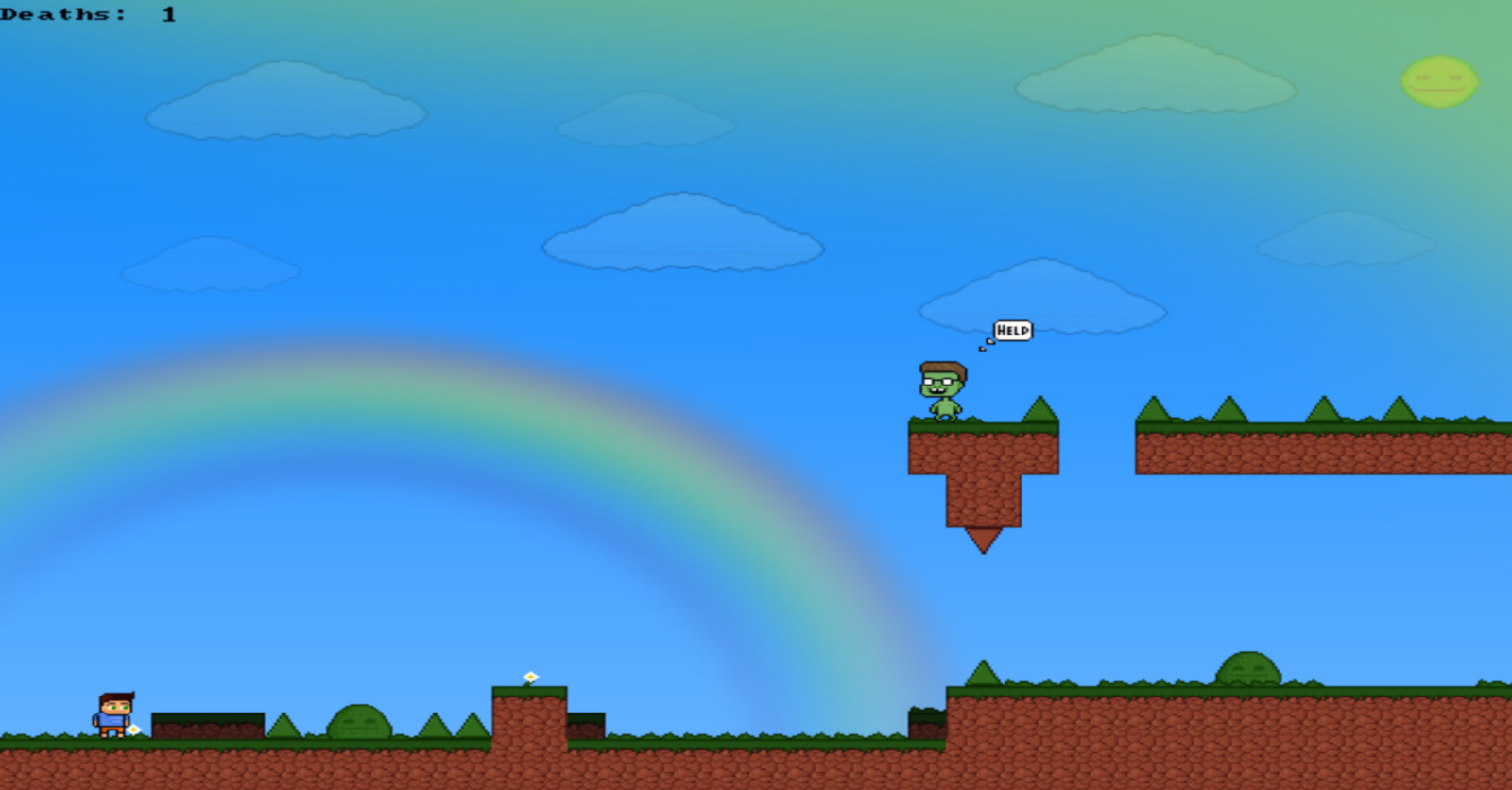 EeOneGuy Adventure screenshot