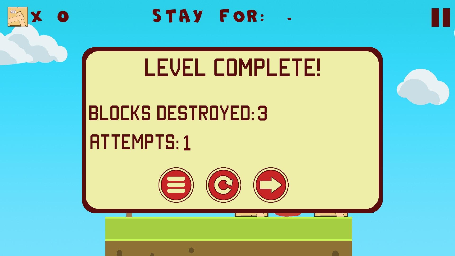 Physic Monster screenshot