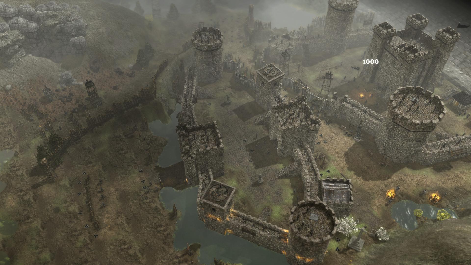 Stronghold 3 Gold screenshot