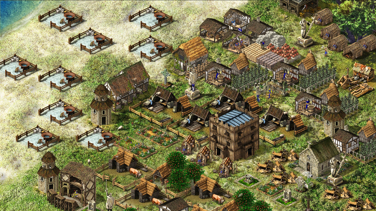 Stronghold Kingdoms screenshot