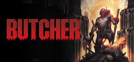 BUTCHER game image