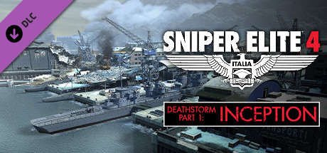 Sniper Elite 4 - Deathstorm Part 1: Inception