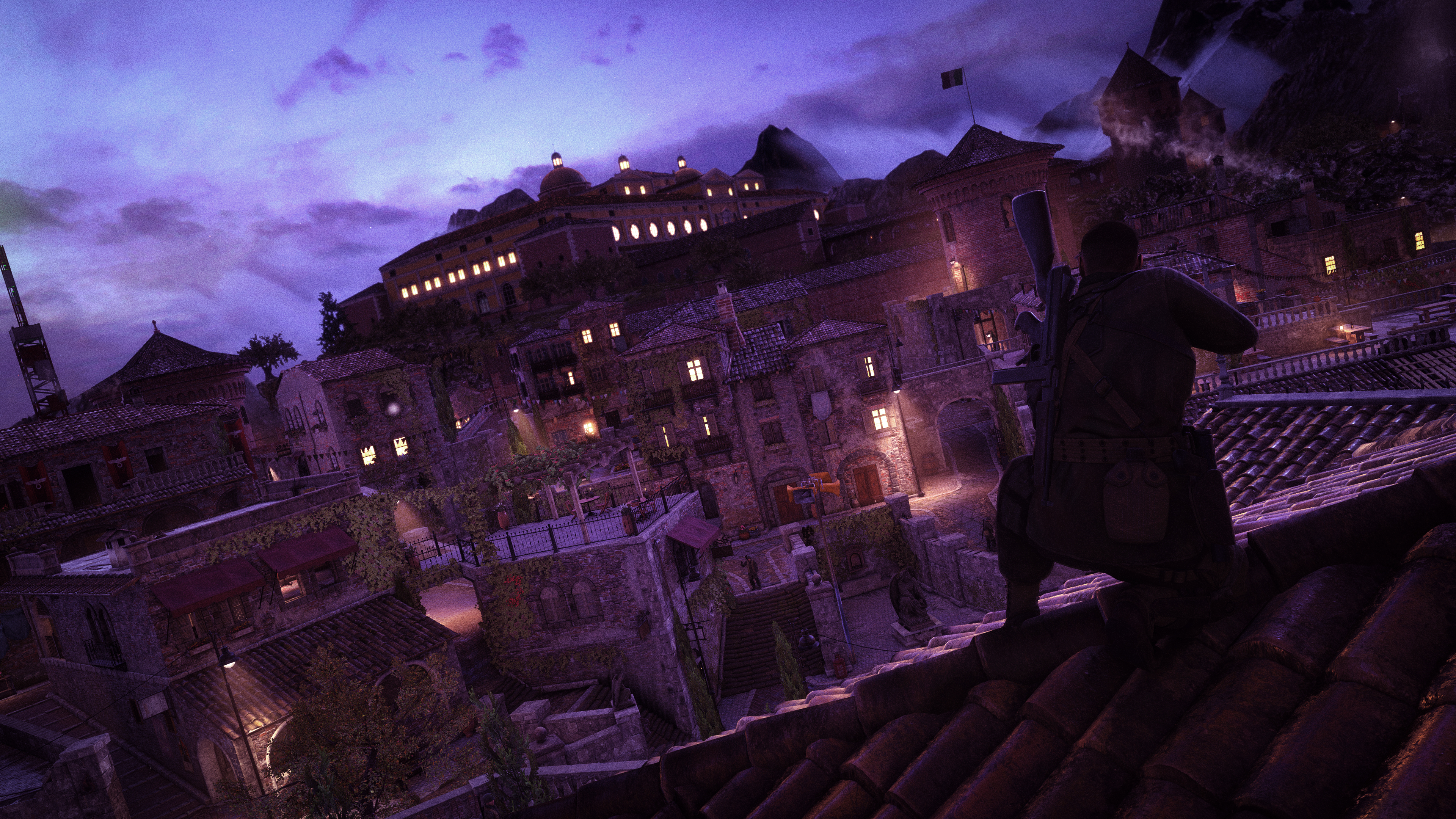 Sniper Elite 4 - Deathstorm Part 2: Infiltration screenshot