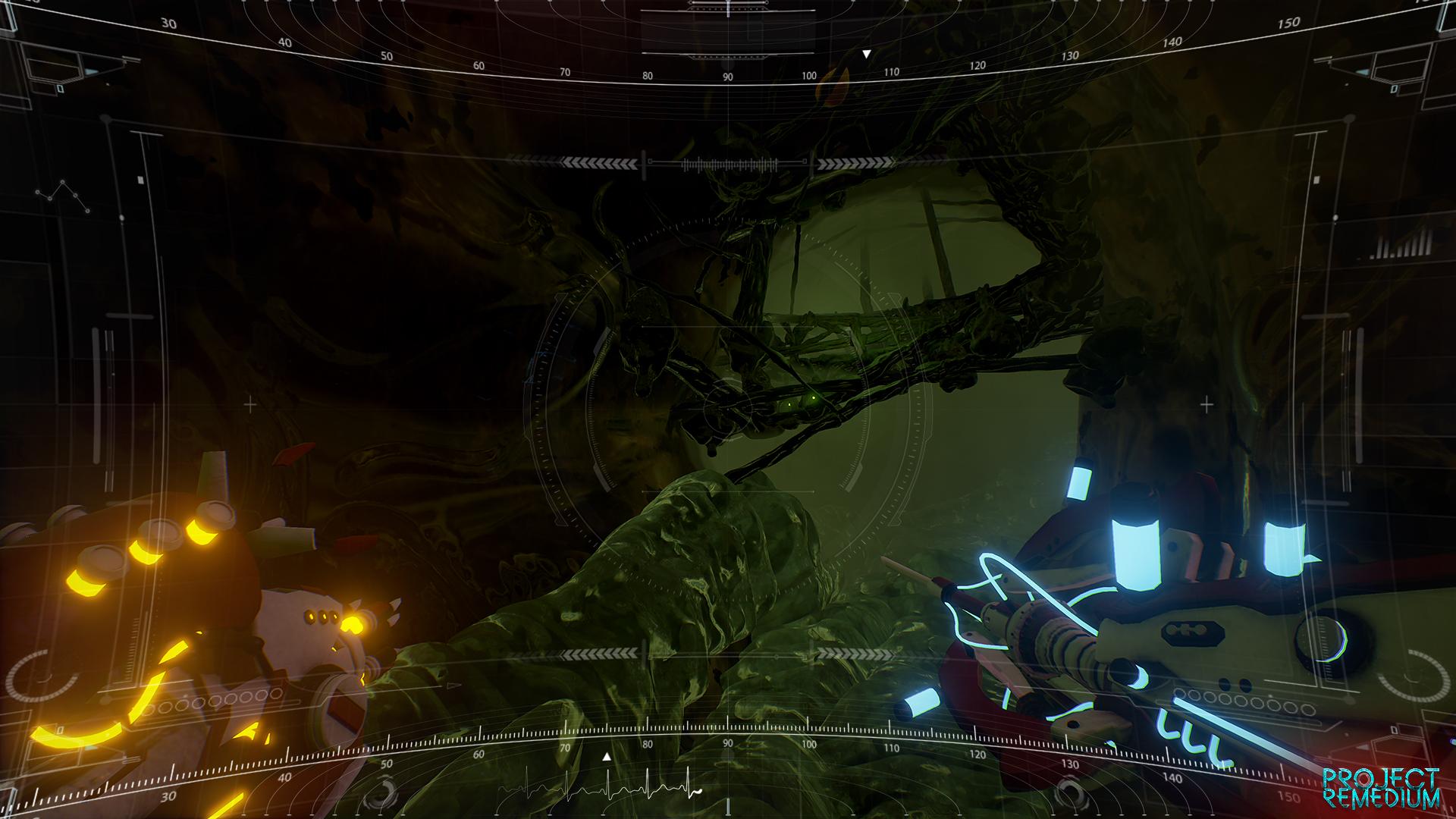 Project Remedium screenshot