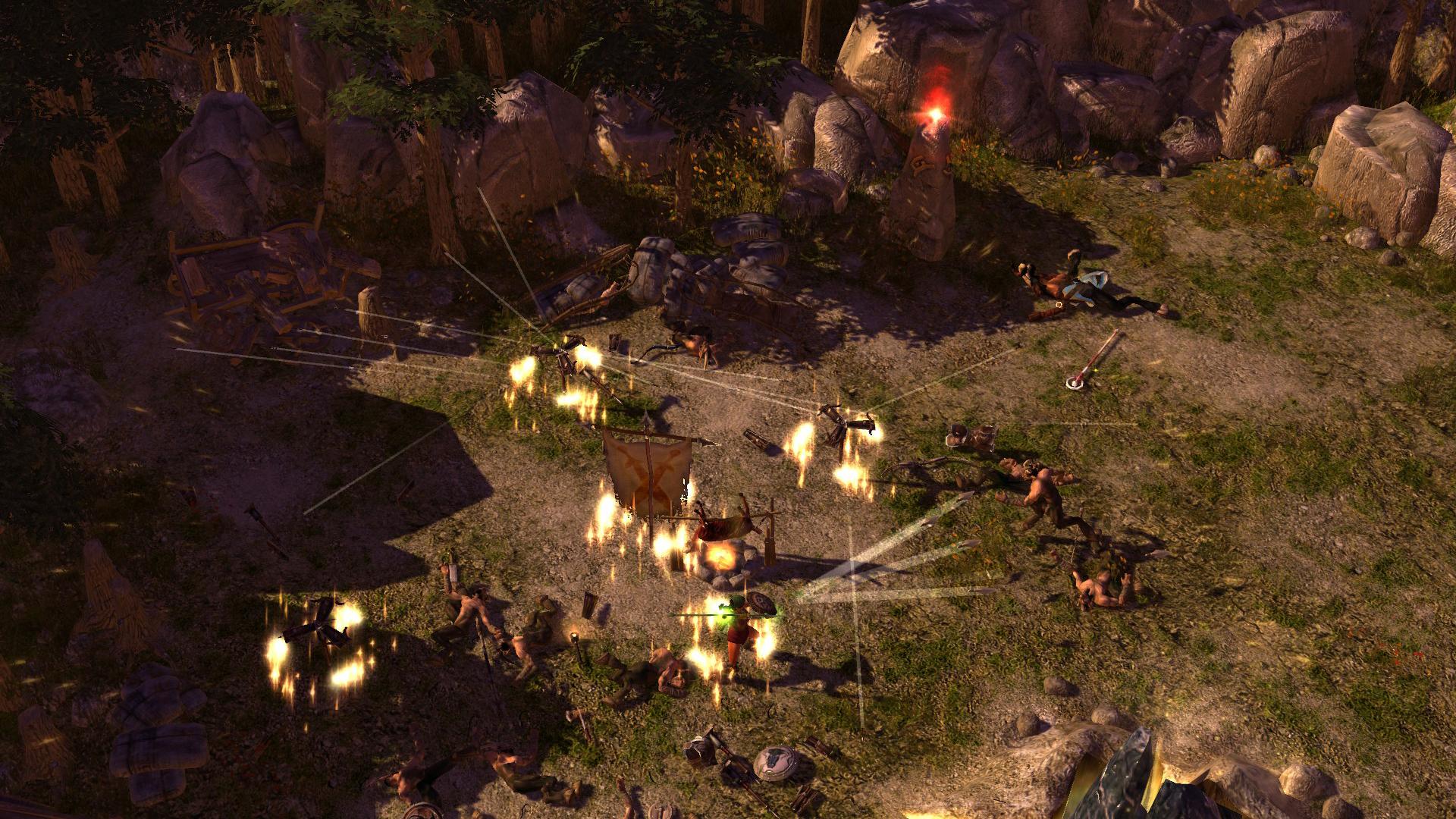 Titan Quest Anniversary Edition screenshot