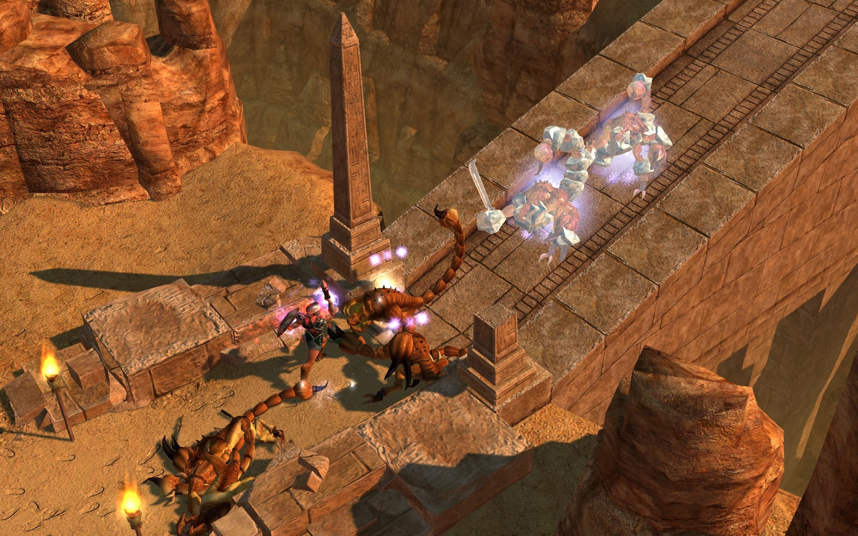 Titan Quest Anniversary Edition Screenshot 2