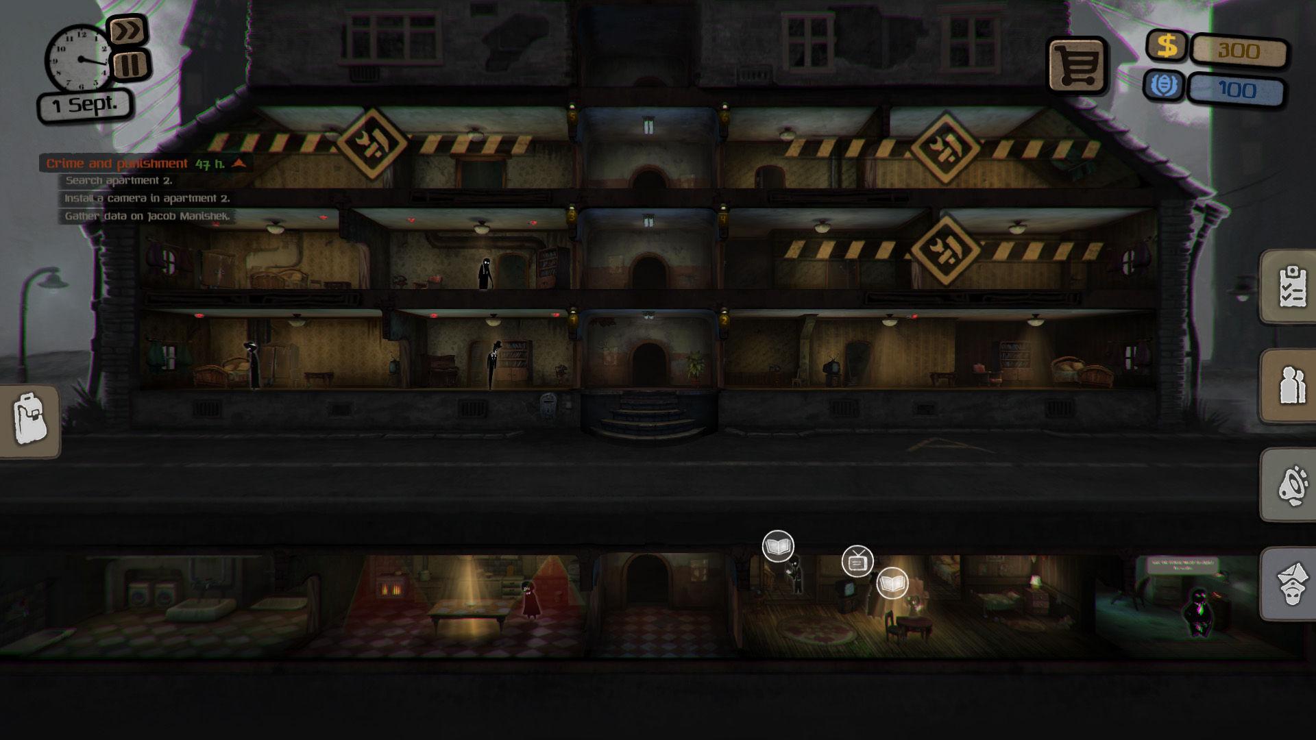 Beholder Screenshot 1