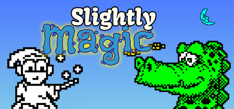 Slightly Magic - 8bit Legacy Edition