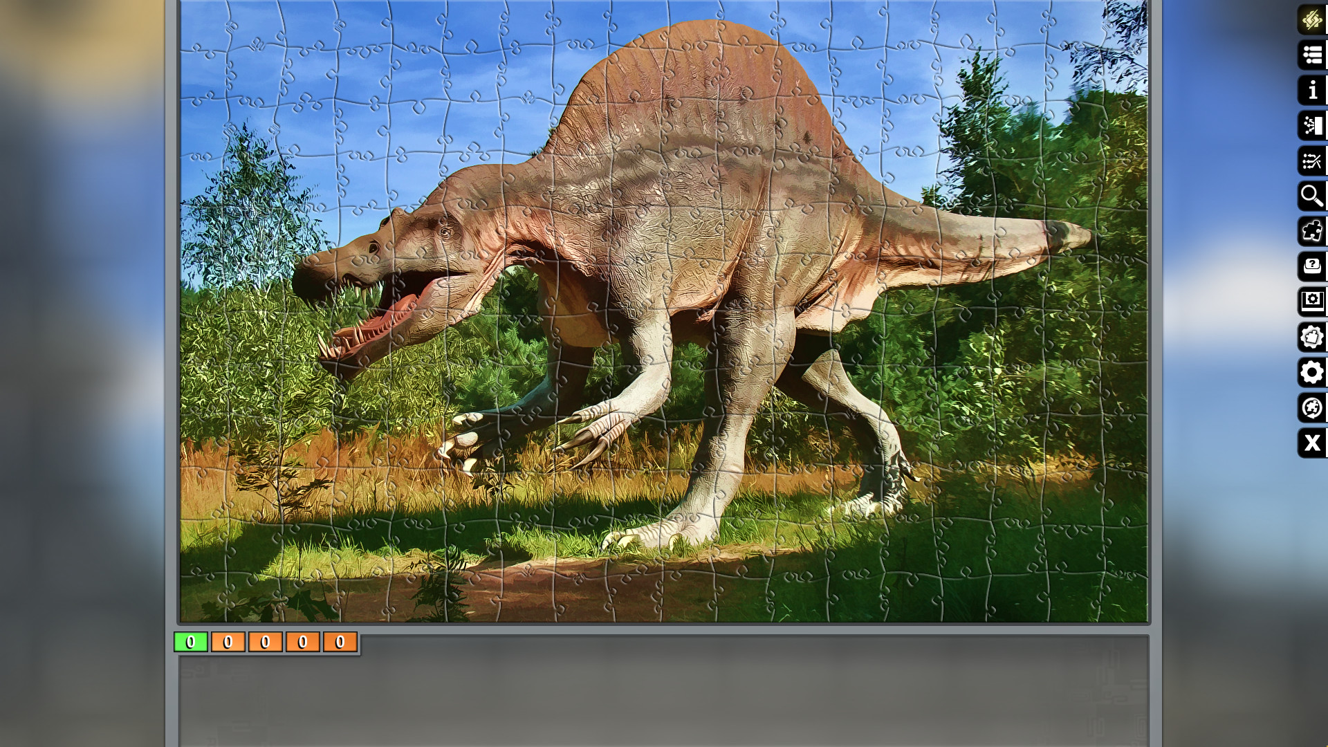 Jigsaw Puzzle Pack - Pixel Puzzles Ultimate: Dinosaurs screenshot