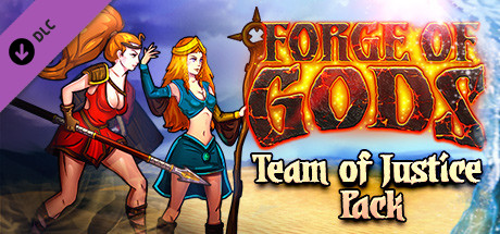 Forge of Gods: Team of Justice Pack game image