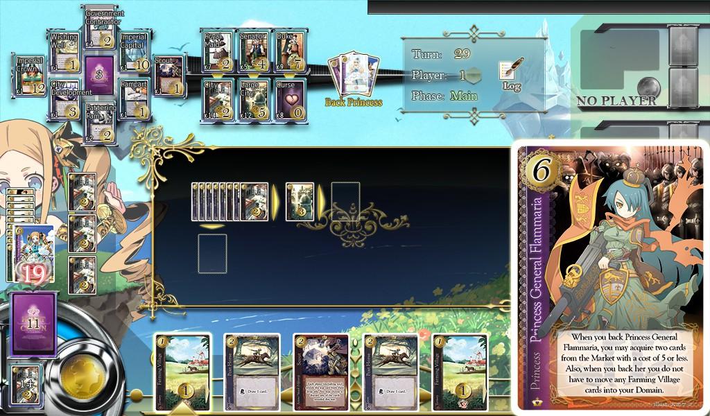 Heart of Crown PC screenshot