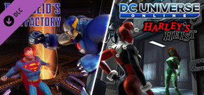 DC Universe Online™ - Episode 24: Darkseid's War Factory / Harley's Heist