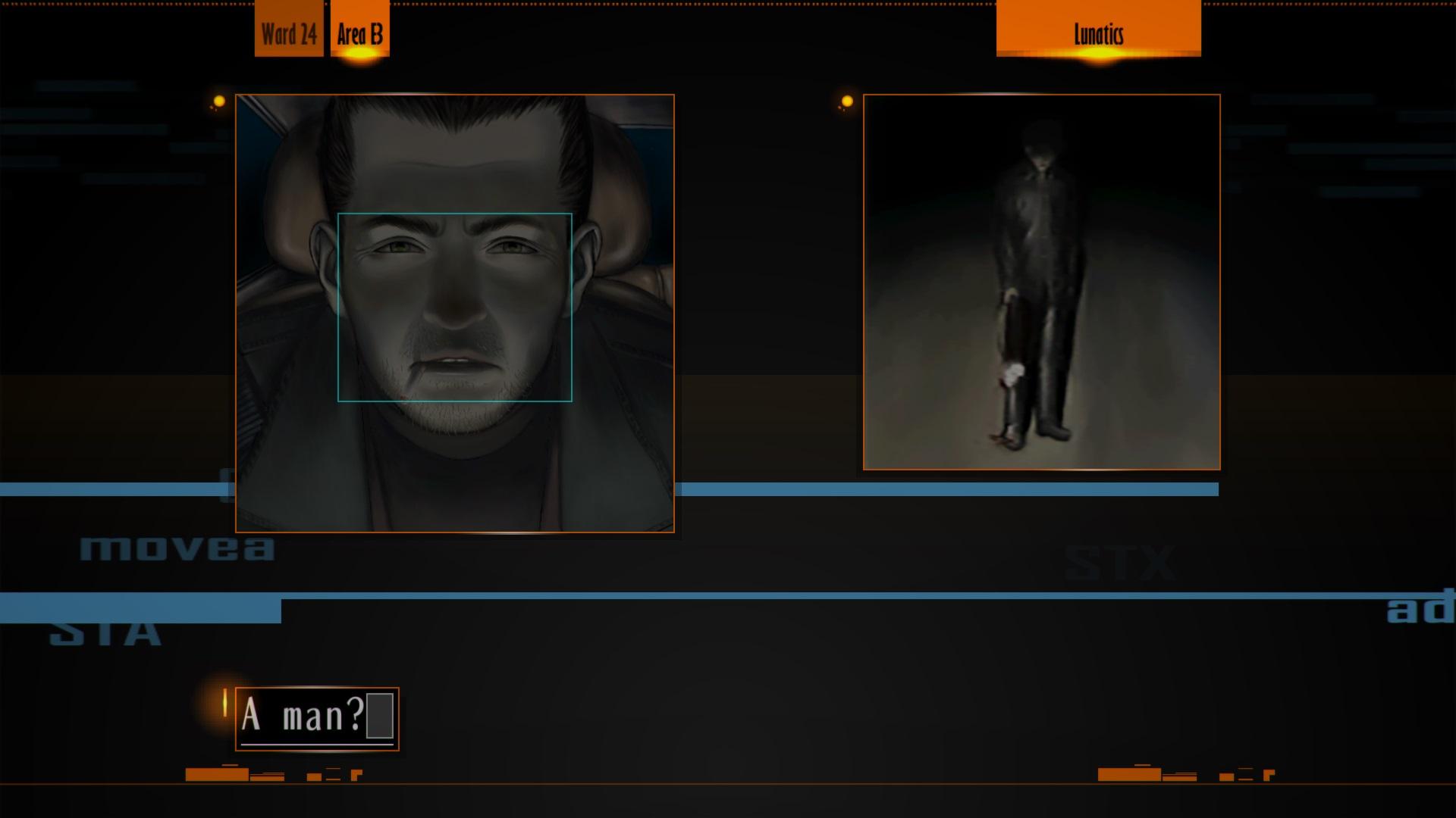 The Silver Case Screenshot 1