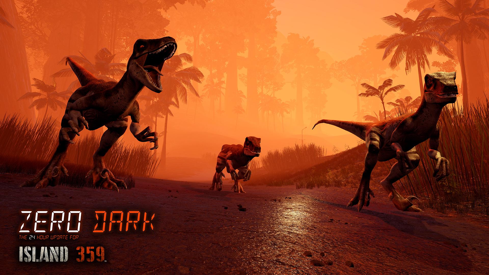VRゲーム,Island 359™,イメージ