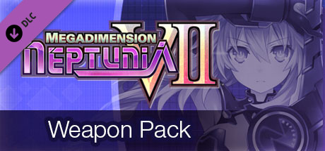 Megadimension Neptunia VII Weapon Pack
