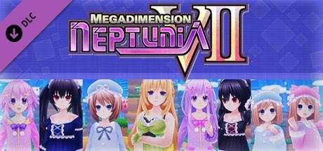 Megadimension Neptunia VII Nightwear Pack