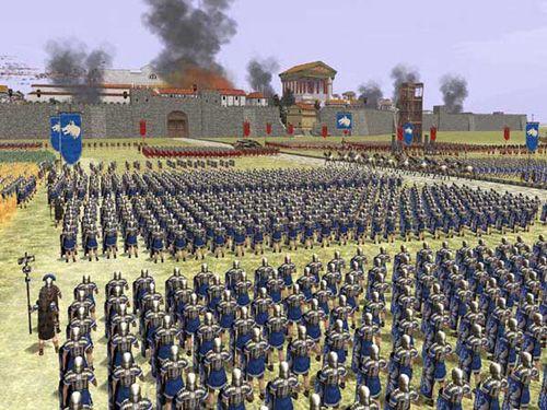 Rome: Total War - Alexander screenshot