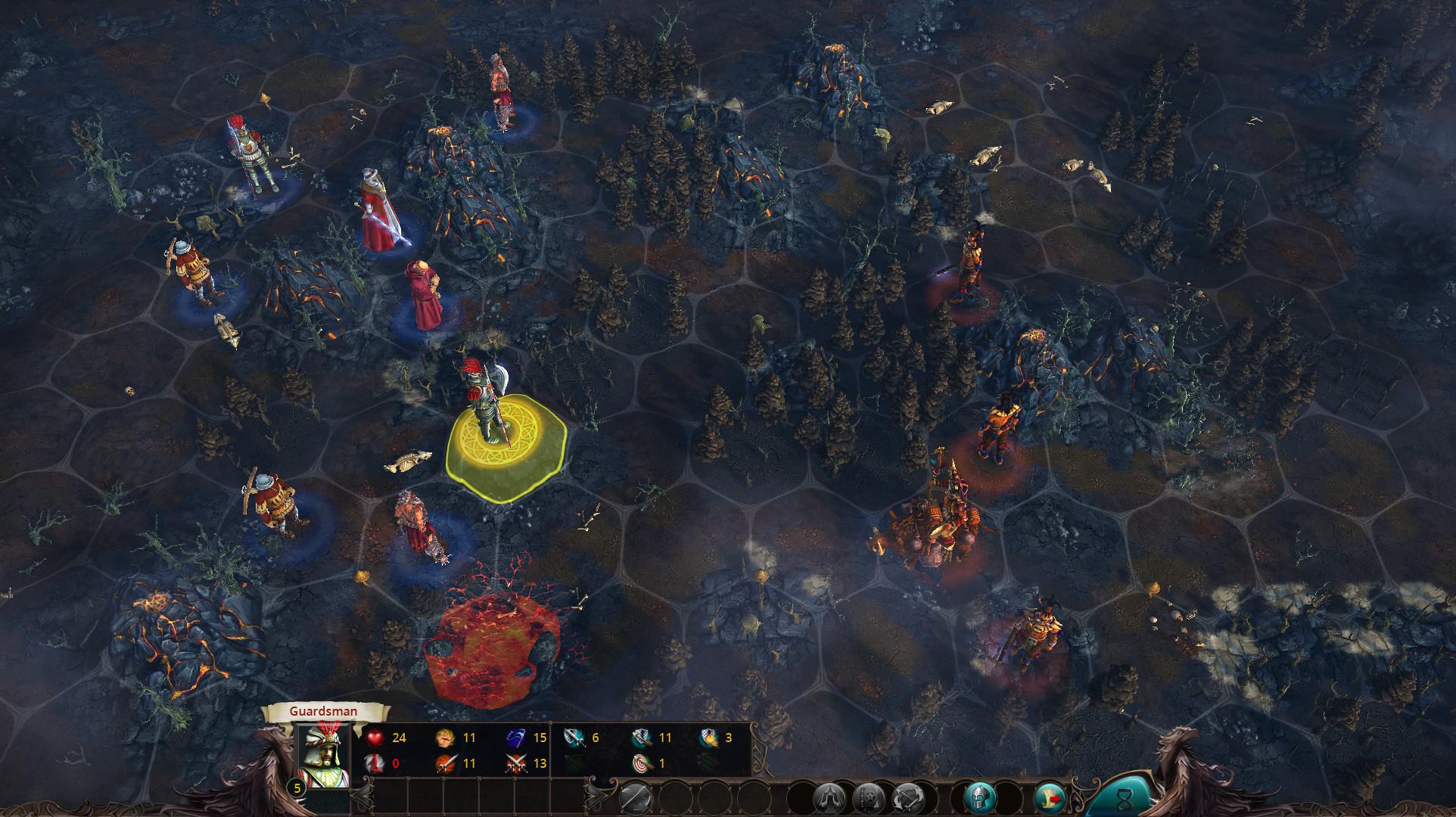 Eador. Imperium screenshot