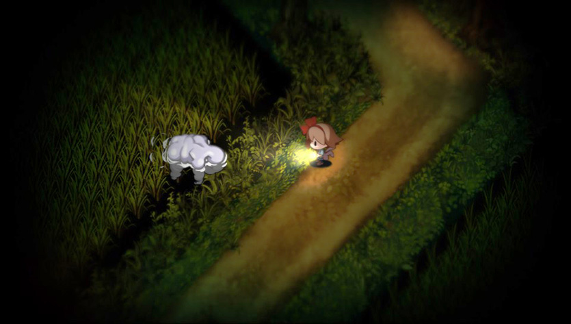 Yomawari: Night Alone Screenshot 2