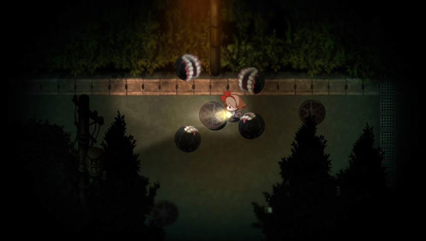 Yomawari: Night Alone Screenshot 3