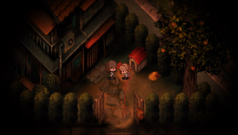 Yomawari: Night Alone Screenshot 1
