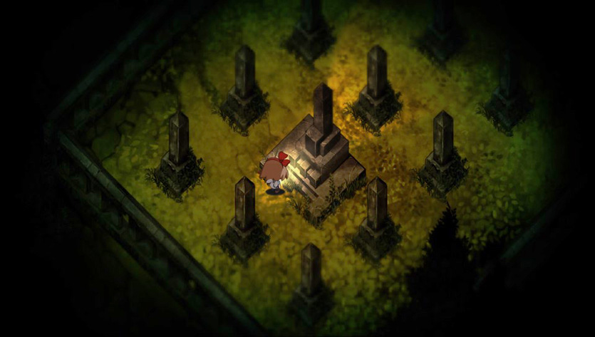 Yomawari: Night Alone screenshot