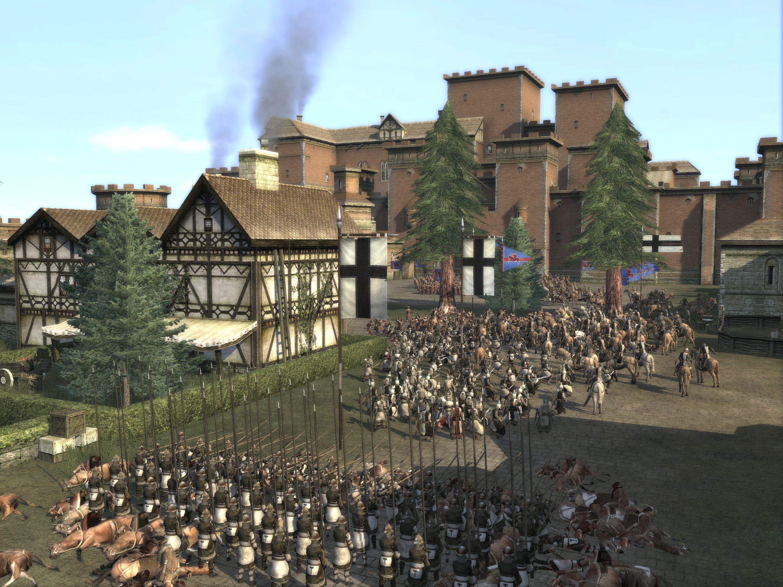 Medieval II: Total War Kingdoms screenshot
