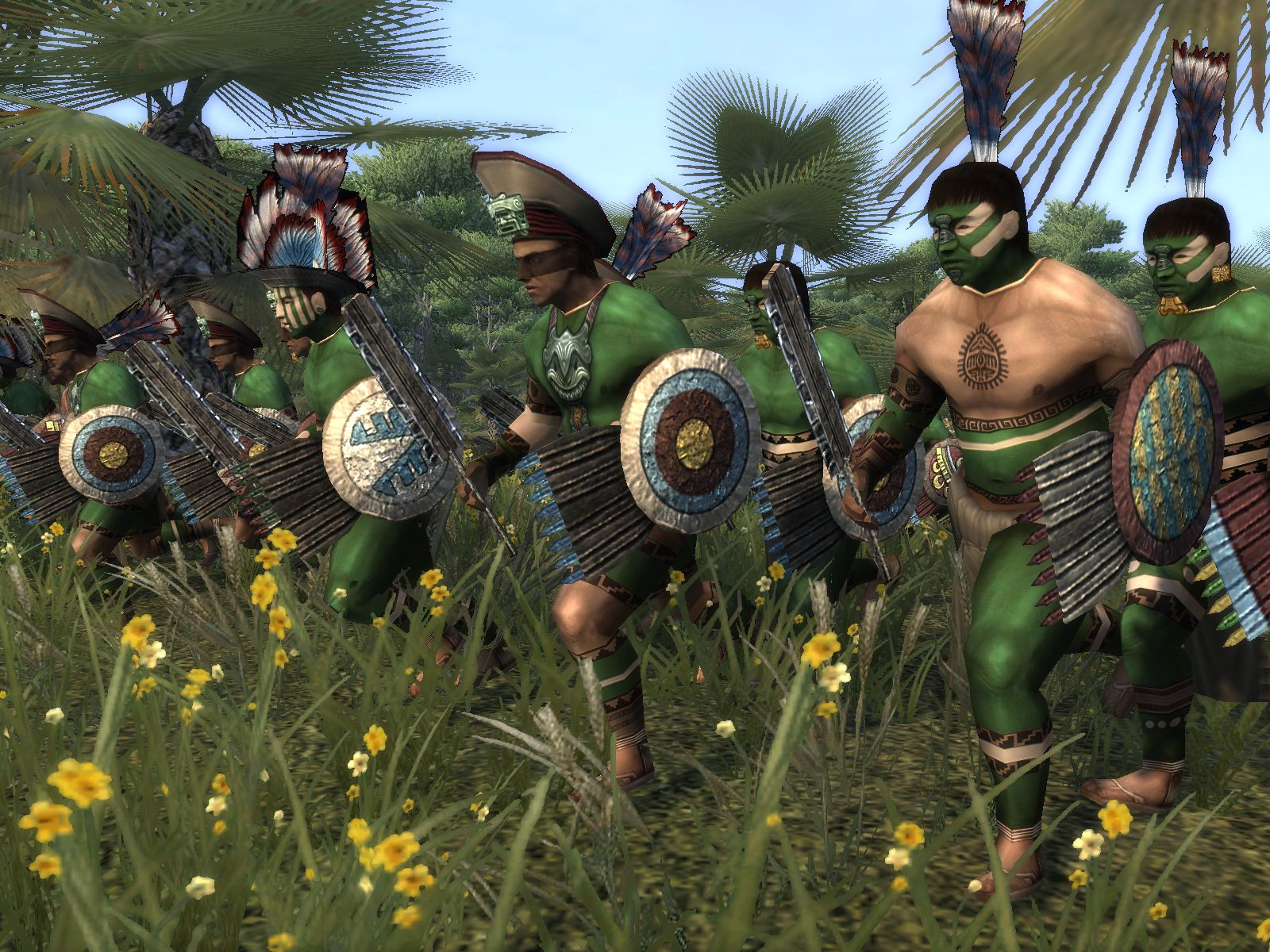 Medieval II: Total War Kingdoms screenshot