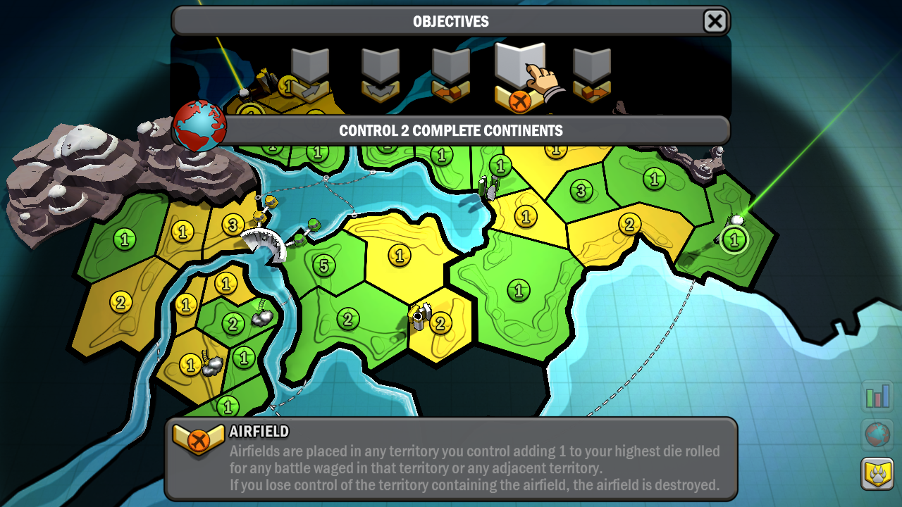 RISK: Factions screenshot