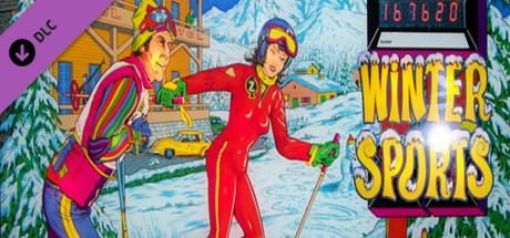 Zaccaria Pinball - Winter Sports Table