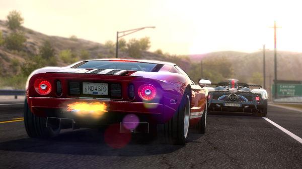 Скриншот игры [Аккаунт] Need for Speed Hot Pursuit + (Секретный вопрос)