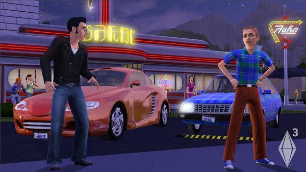 Скриншот игры [Аккаунт] The Sims 3