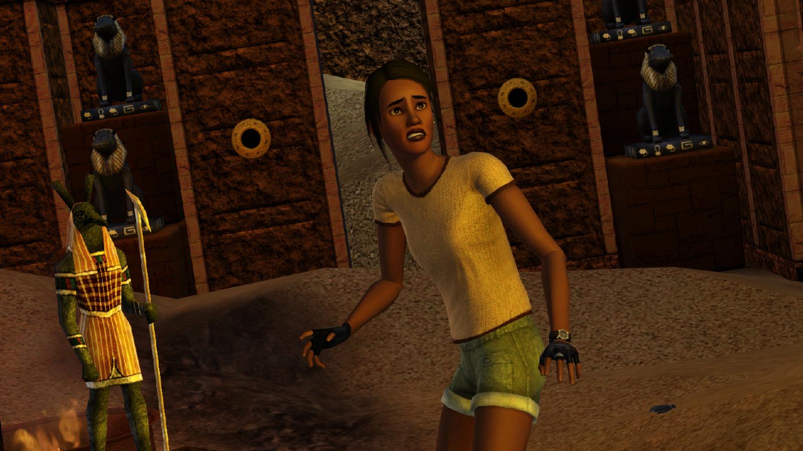 The Sims 3 World Adventures screenshot