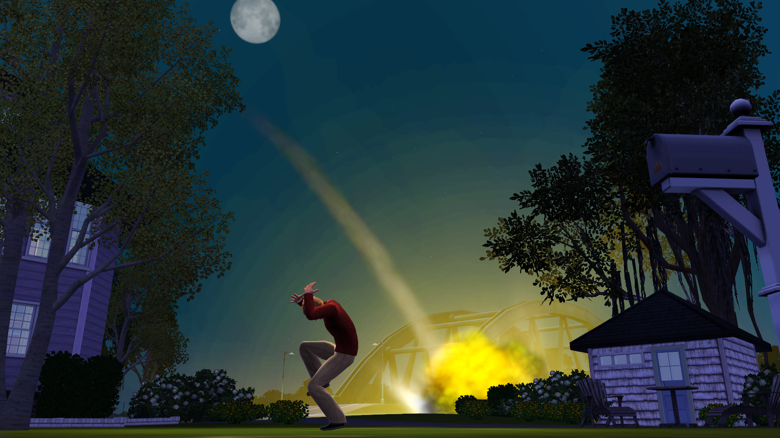The Sims 3 Ambitions screenshot
