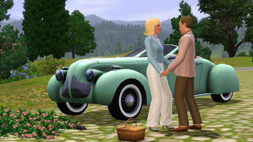 The Sims 3 Fast Lane Stuff screenshot