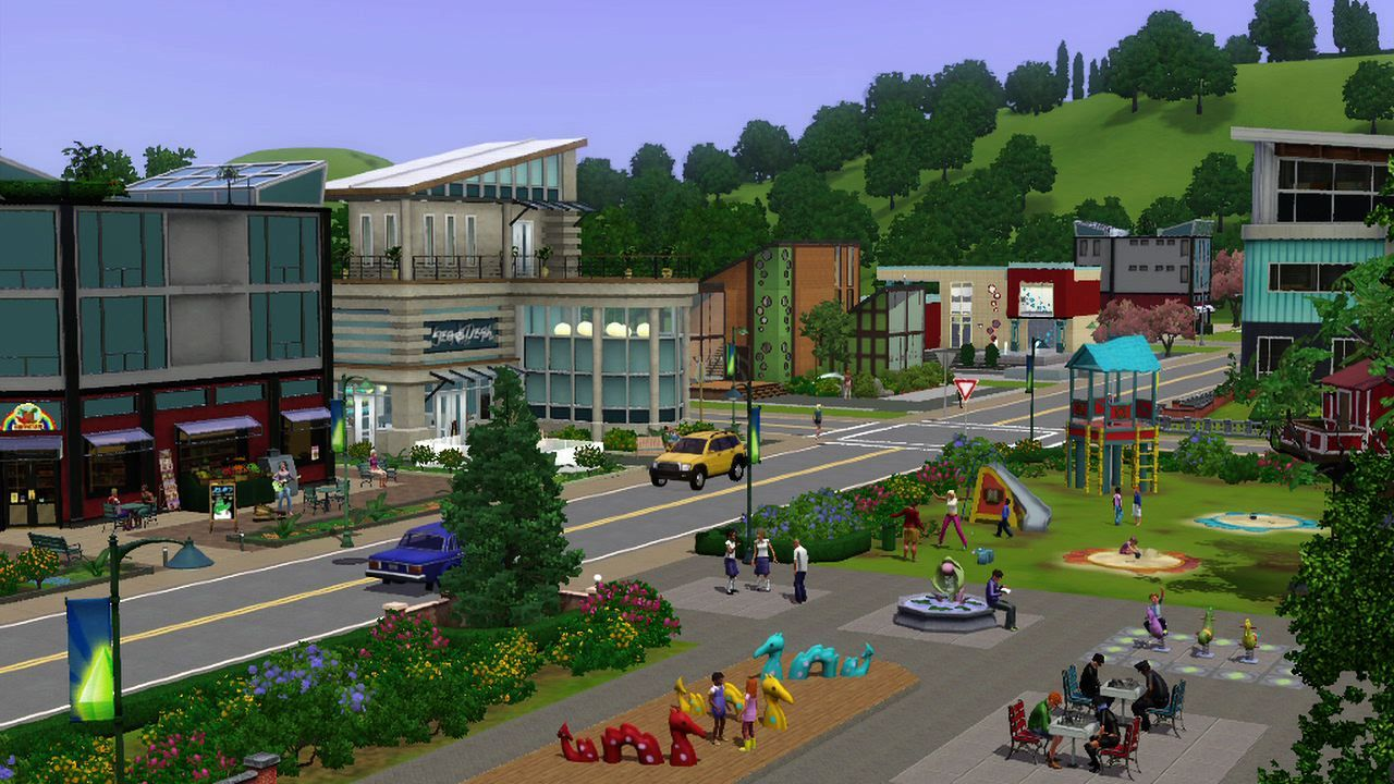 how to download sims 3 on pc
