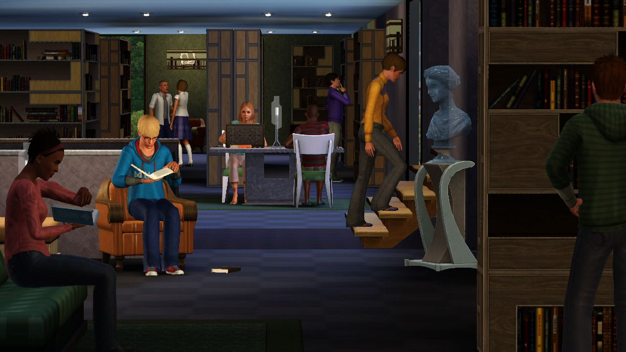 The Sims 3 Town Life Stuff screenshot