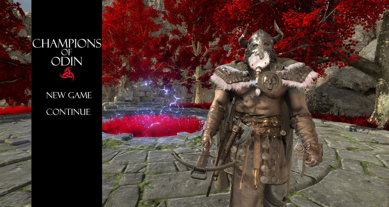 Champions of Odin screenshot