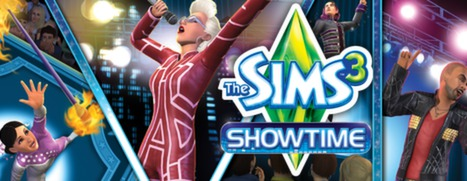 sims 3 showtime how to become a singer