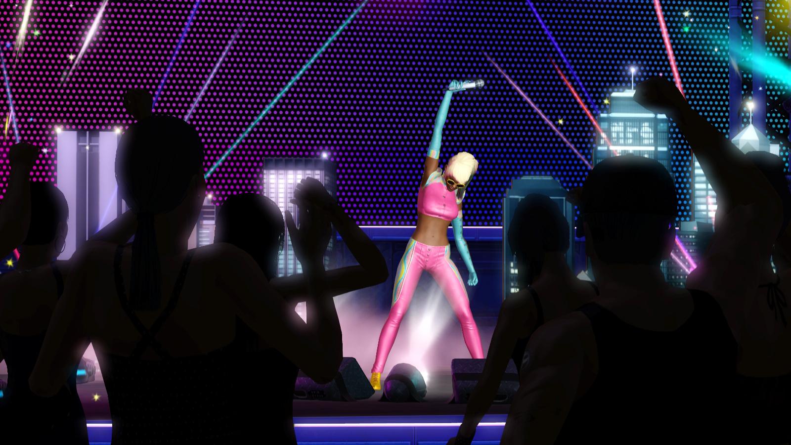 The Sims 3 Showtime screenshot