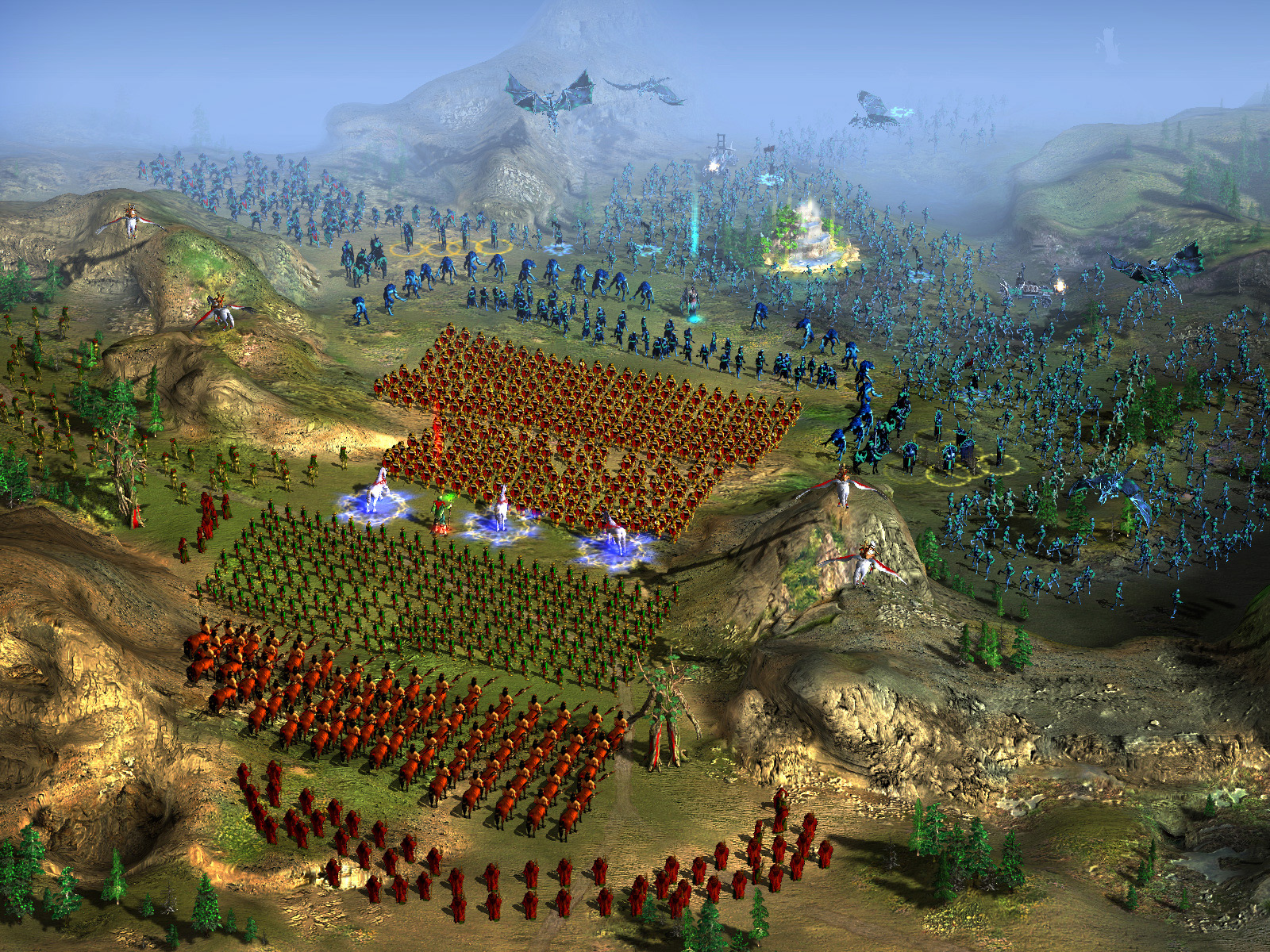 Heroes of Annihilated Empires screenshot