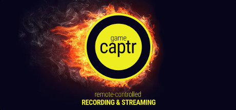 GameCaptr - App-controlled recording & streaming