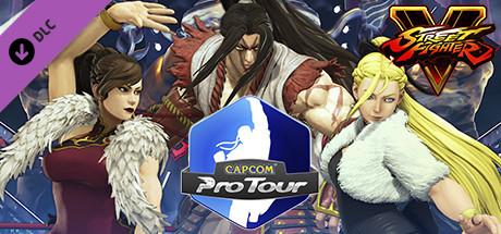 Street Fighter V - Capcom Pro Tour 2016 Pack